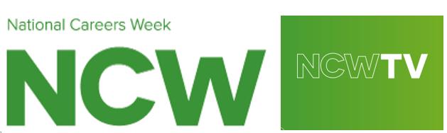 National careers week website and online video resource image