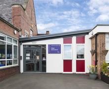 First school entrance