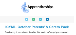 Apprenticeships parent pack october 2020 image