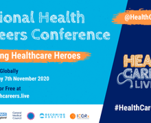 National healthcare careers conference inspiring healthcare heroes 7th november image