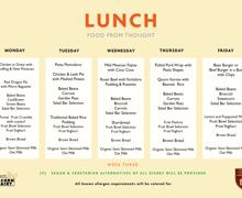 Kps week 3 menu